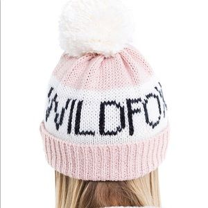 Wildfox-Baby Alpine Hat in Iced Lavender